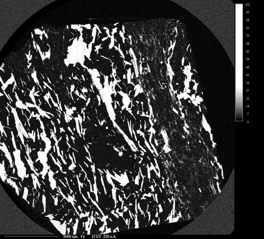 Electron microprobe dating of monazite