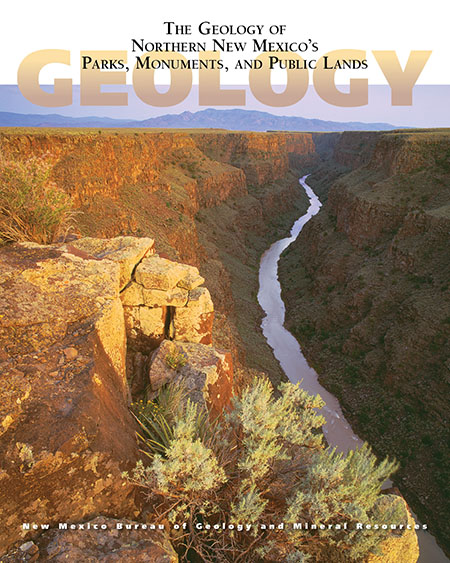 Northern NM Parks, Monuments, and Public Lands (cover)