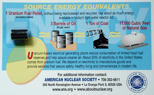 source energy equivalents