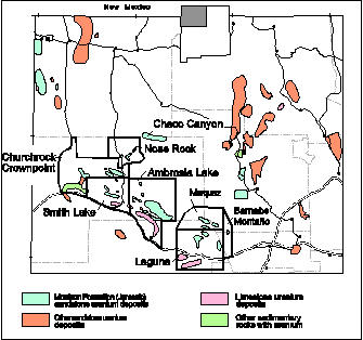 Grant Uranium District