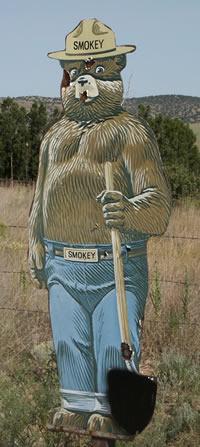 Geologic Tour Smokey Bear Historical Park